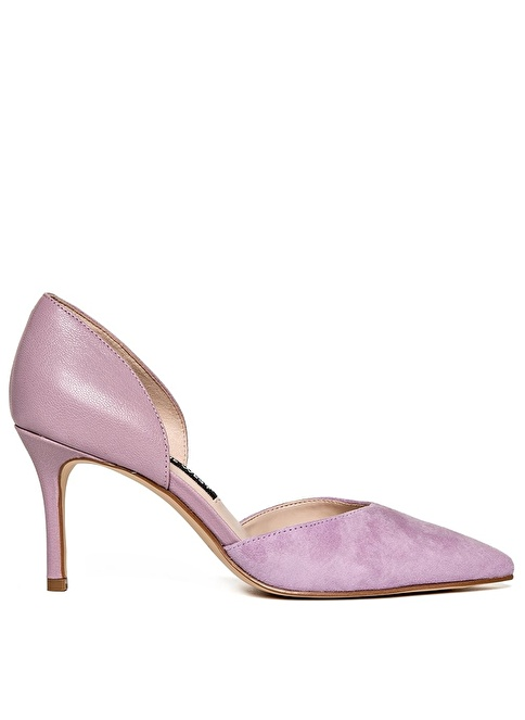 Nine West İnce Topuklu Ayakkabı Lila